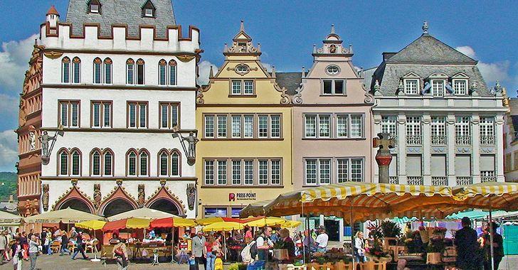 Trier - Marktplatz