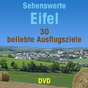 DVD Eifel - 30 beliebte Ausflugsziele
